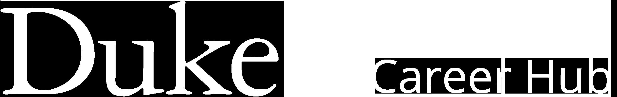 Career Hub - Duke University