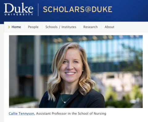 Explore Scholars@Duke