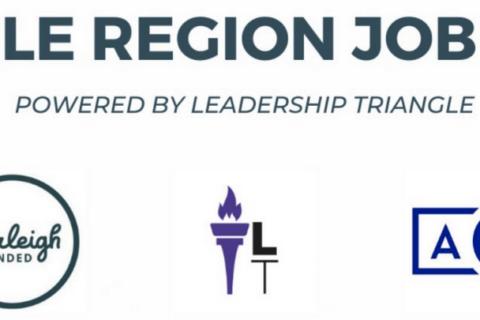Triangle Region Job Board