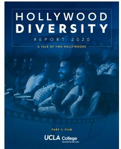 2020 Hollywood Diversity Report:  Film
