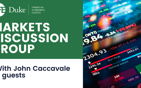 markets discussion